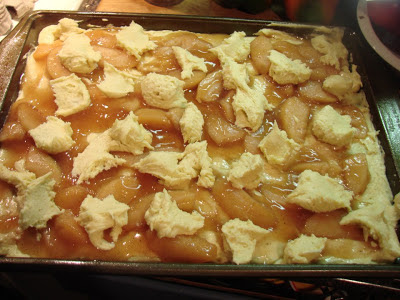 Sherrie's Apple Pie Bars – So Yummy!