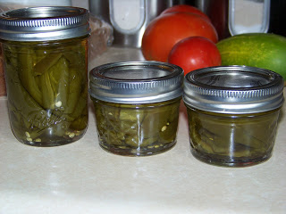 Pickled Hot Peppers – Jalapenos