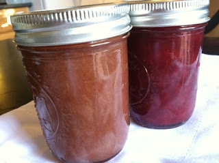 Plums Balsamic & Rhubarb Lavendar Jams – Sweet Tuesday