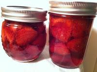 Pink Grapefruit Rhubarb Marmalade & Pickled Radishes