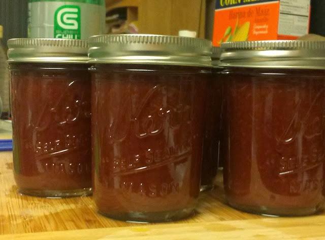 Tart Cranberry Dipping Sauce