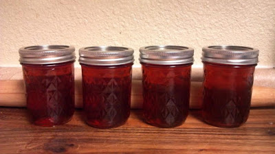 Spreading summer – Audrey's Sweet Tea Jam