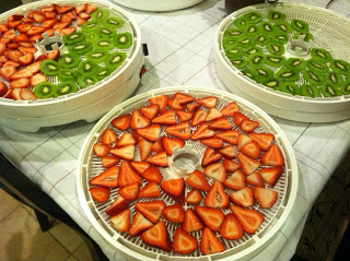 Kiwi's and Strawberries – A night of fabulous fruit!