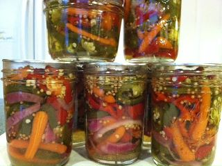 Canning Pickled Jalapenos with a twist – Happy Trails Candy!