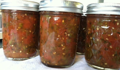 Canning Pepper Jam – Salsa for breakfast?