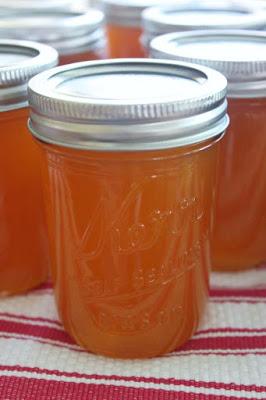 Basic Jam – Canning Simple Fruits