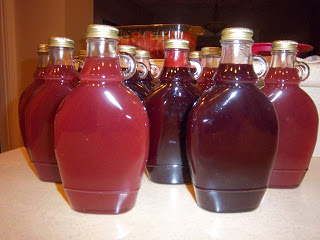 Canning Syrups – Corn Syrup or Clear Jel which is the better texture?