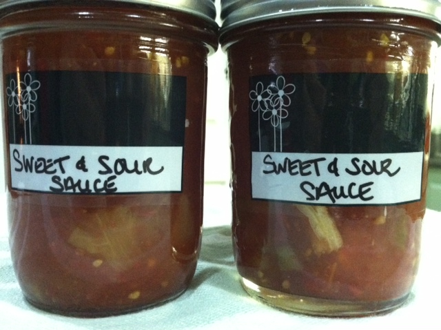 Sweet and Sour Sauce – I'm never buying store bought AGAIN!