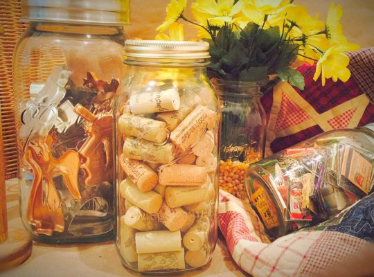 Receiving Homemade Canning Gifts during the Holidays
