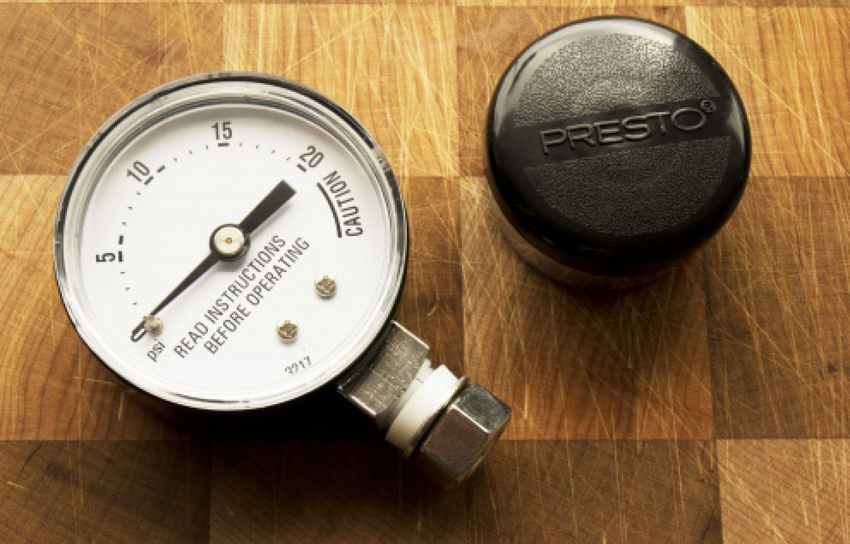 Pressure Canner Dial Gauge Testing