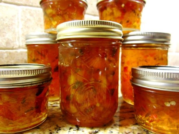 Apricot Jalapeno Jelly