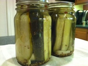 Justin's Dill Pickles