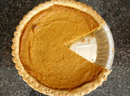 Sweet Potato Pie – Using 1 Quart of Home Canned Potatoes!
