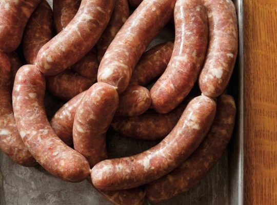 Homemade Sausage – Two versions both great for breakfast!