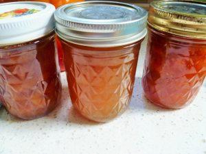 Amaretto Peach Conserve
