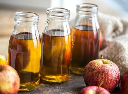 Canning Homemade Apple Juice