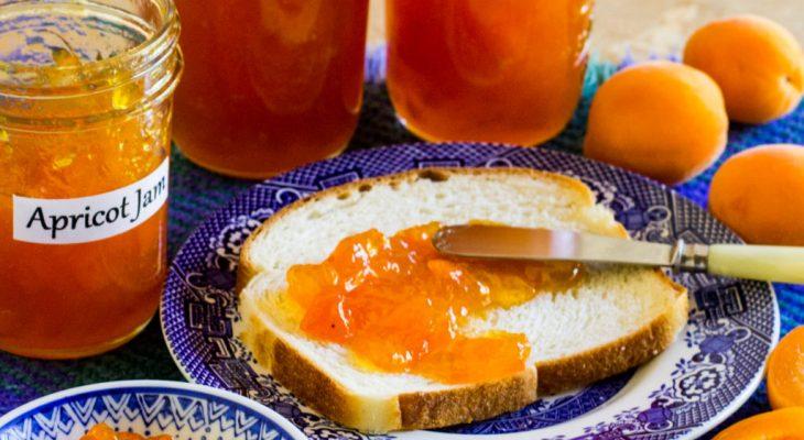 Apricot Cranberry Conserve