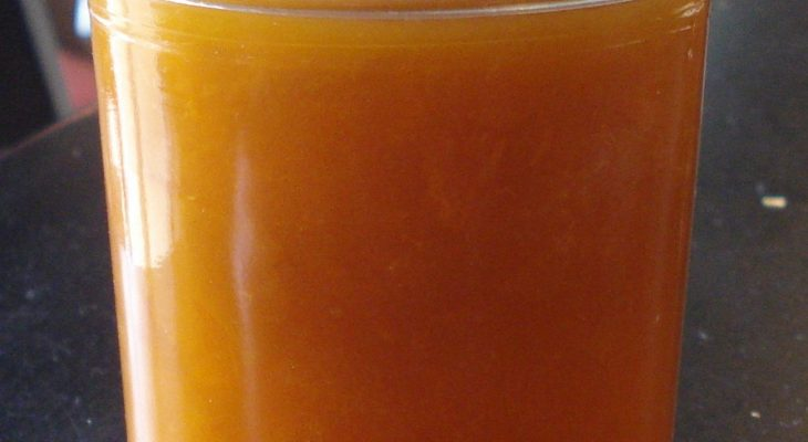 Apricot Riesling Jam Recipe