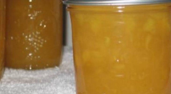 Apricot Rum Raisin Jam