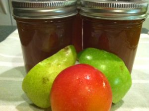 Autumn Fruit Jam
