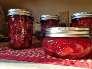 Autumn Fruit Jam