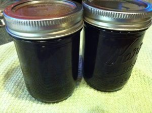 Blackberry Chipotle Glaze