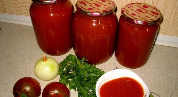 Blender Ketchup