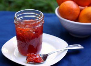 Blood Orange & Cardamom Marmalade