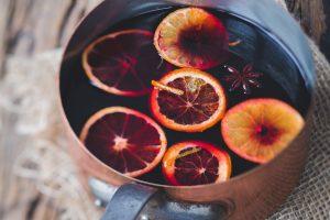 Blood Orange & Vanilla Marmalade