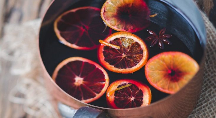 Blood Orange & Vanilla Marmalade