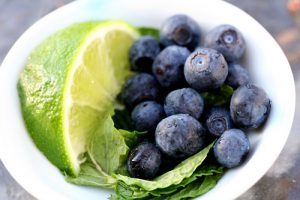 Blueberry Key Lime Jam