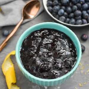 Blueberry Maple Pecan Conserve