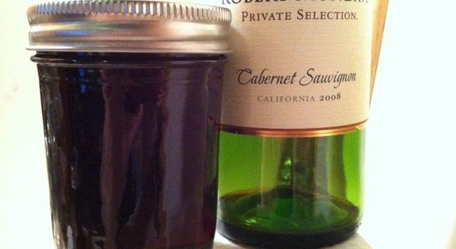 Cabernet Wine Jelly