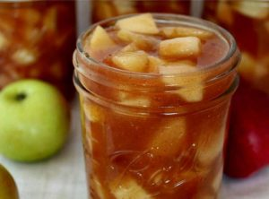 Candy Apple Pie Filling