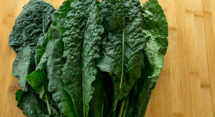 Canning Collards, Kale, and Chard