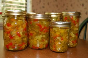 Chow Down Pickled Cabbage