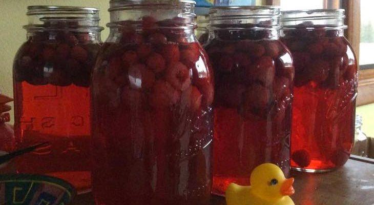 Cran-Raspberry Juice