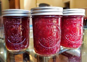 CranRaspberry Marmalade