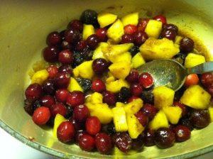 Cranberry Mango Chutney