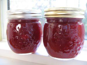 Cranberry Pear Lemon Jam