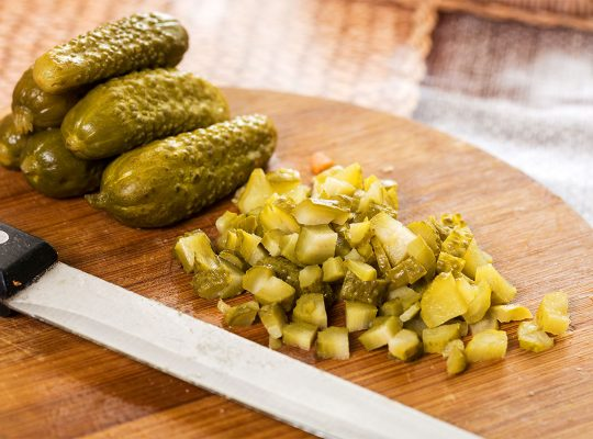 Dill Pickle Relish