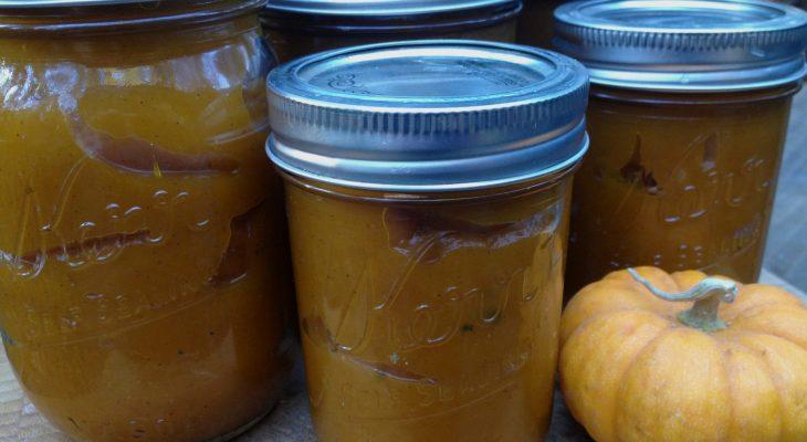 Faux Pumpkin Butter