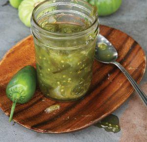 Green Tomato Marmalade