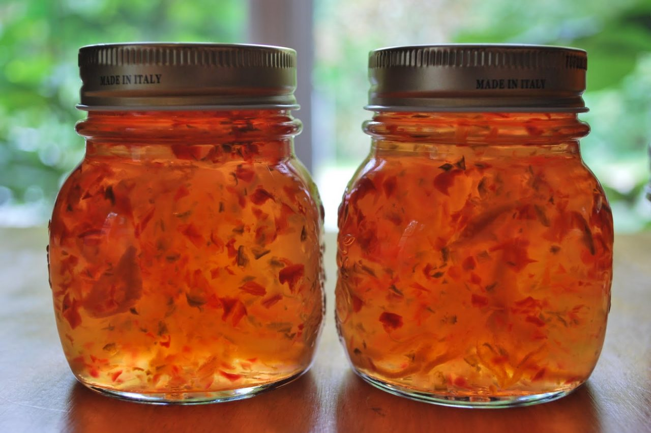 Canning and you like it HOT? – Habanero Gold Sauce is a must try!