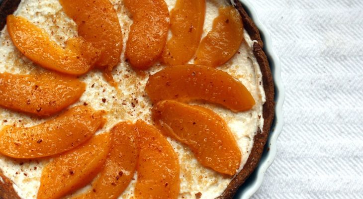 Honey-Spiced Peaches
