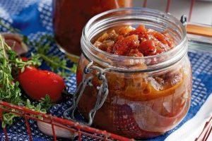 Italian Tomato Relish