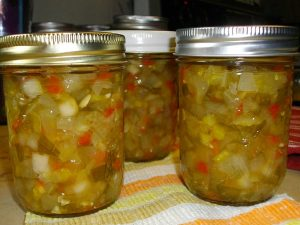 Jeannie Dill Pickle Relish