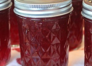 Joanne's Strawberry Jam