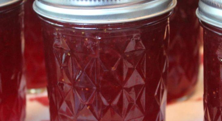 Joanne's Strawberry Jam