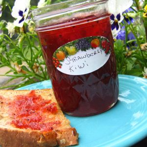 Kiwi Strawberry Daiquiri Jam
